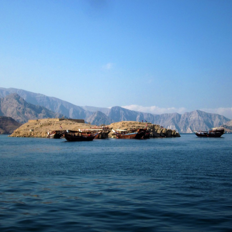MUSANDAM - DIBBA CRUISE with lunch